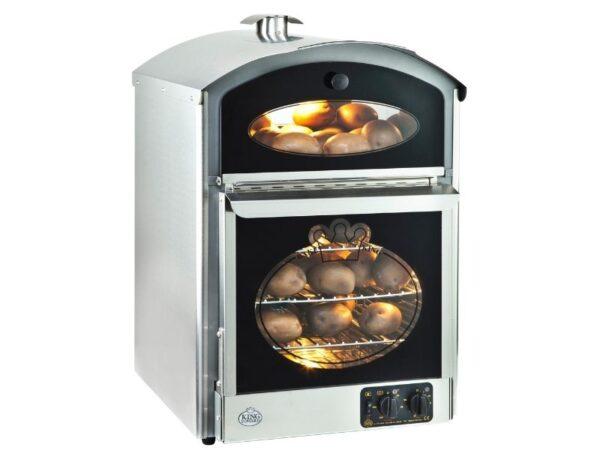 Επαγγελματικός Φούρνος για Ψητές Πατάτες