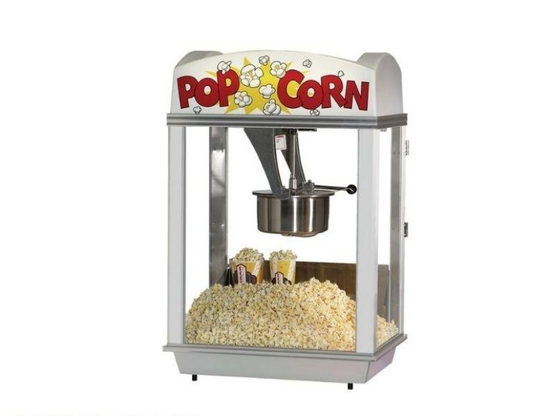 Μηχανή pop corn