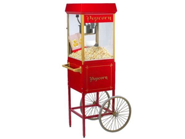 Trolley για Μηχανή Popcorn