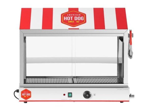 Hot Dog Βραστήρας Βιτρίνα